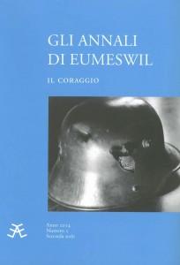 Annali Eumeswil 2014 Il Coraggio copertina