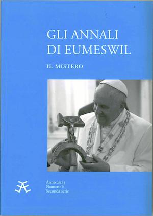 Gli Annali di Eumeswil 2015: IL MISTERO