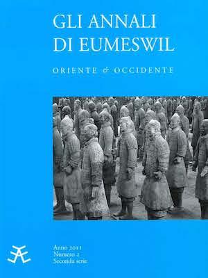 Gli Annali di Eumeswil 2011: ORIENTE E OCCIDENTE