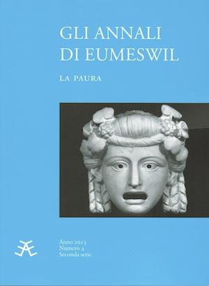 Gli Annali di Eumeswil 2013: LA PAURA